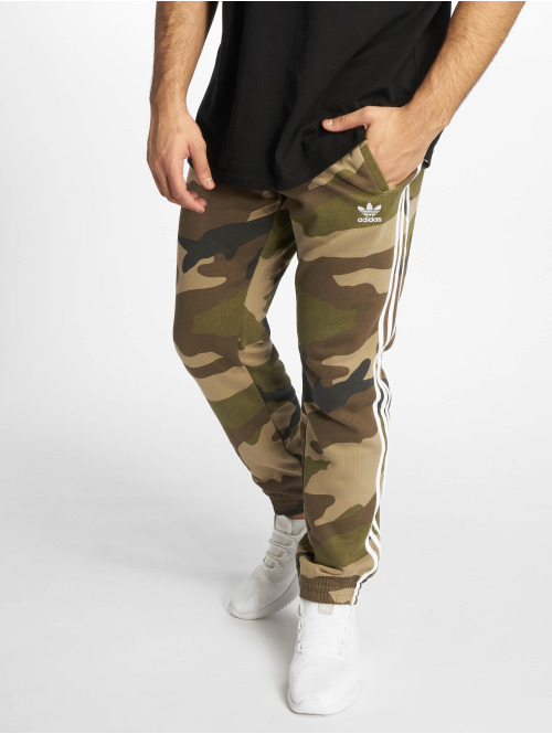 adidas originals Joggingbukser Camo Fleece camouflage