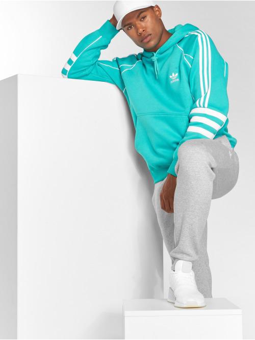 adidas originals Jogginghose Slim Flc Pant grau