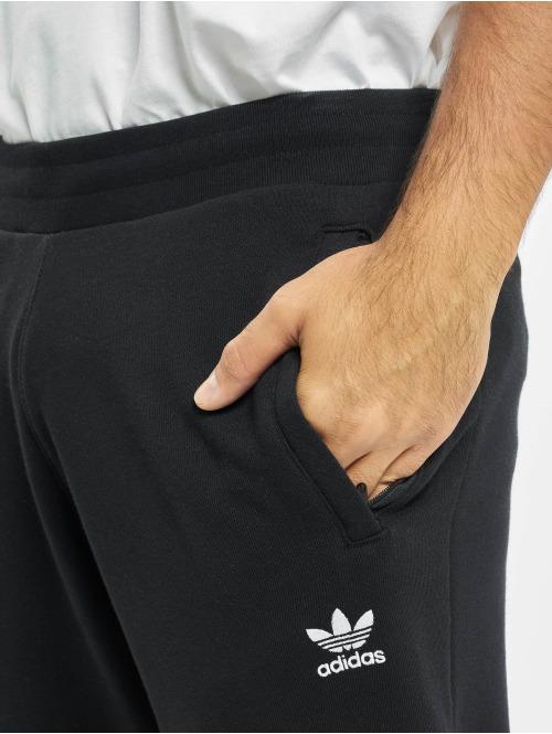 adidas originals Jogginghose Trefoil schwarz