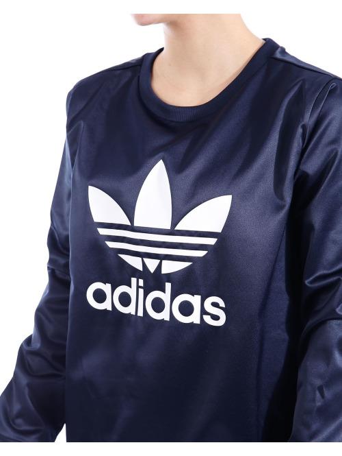 adidas originals Pullover Trf Crew blau