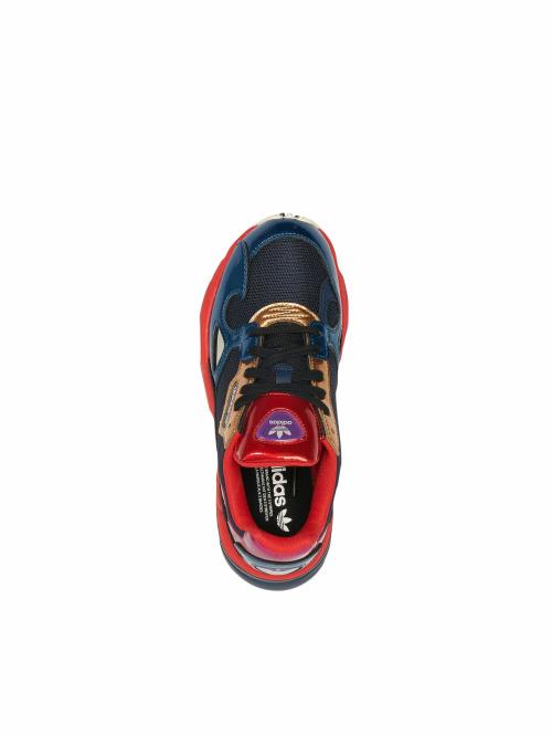 adidas originals Sneaker Falcon W blau