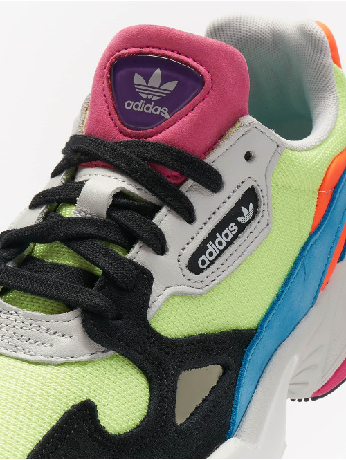 adidas originals Sneaker Falcon gelb