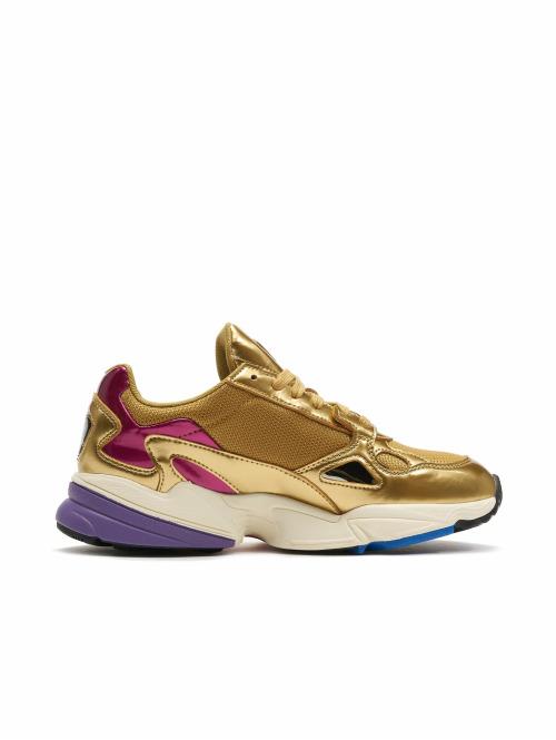 adidas originals Sneaker Falcon W goldfarben