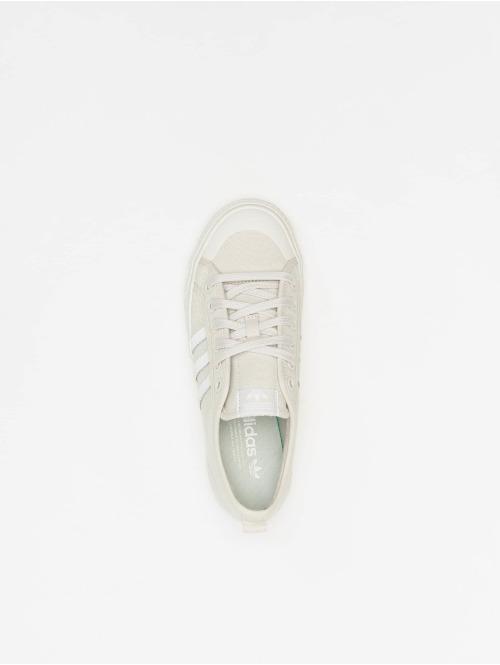 adidas originals Sneaker Nizza W grau