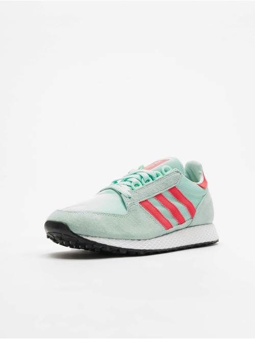adidas originals Sneaker Forest Grove W grün