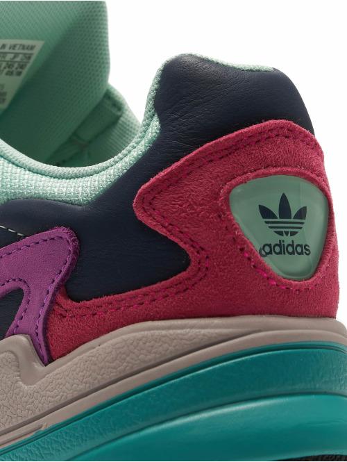 adidas originals Sneaker Falcon grün