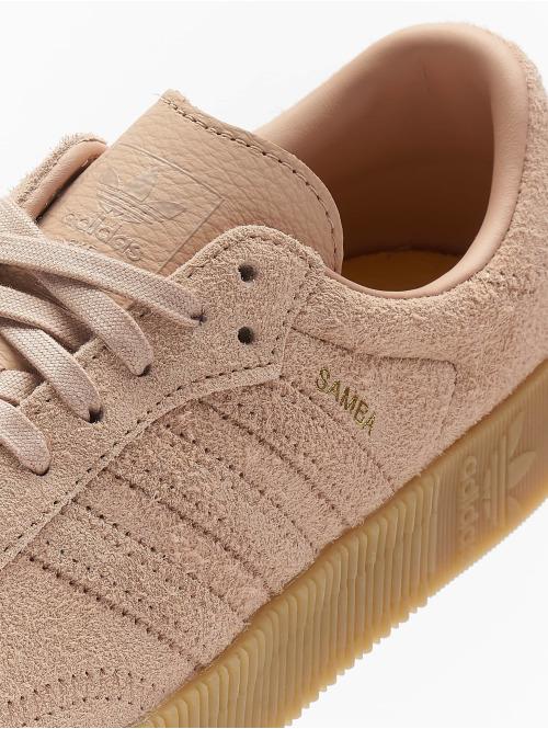 adidas originals Sneaker Sambarose rosa