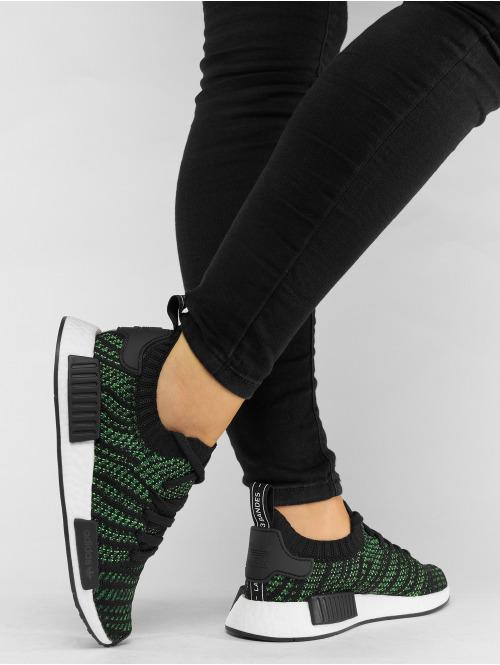 adidas originals Sneaker Nmd_r1 Stlt Pk schwarz