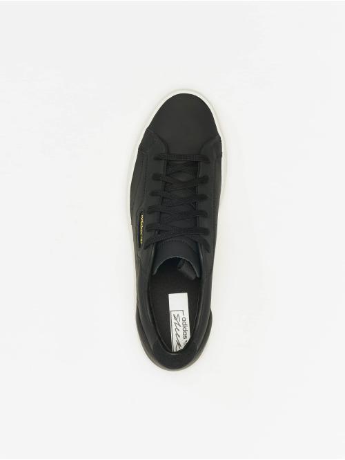 adidas originals Sneaker Sleek schwarz