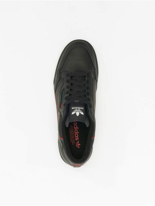 adidas originals Sneaker Continental 80 schwarz