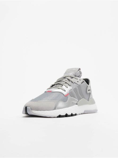 adidas originals Sneaker Nite Jogger silberfarben