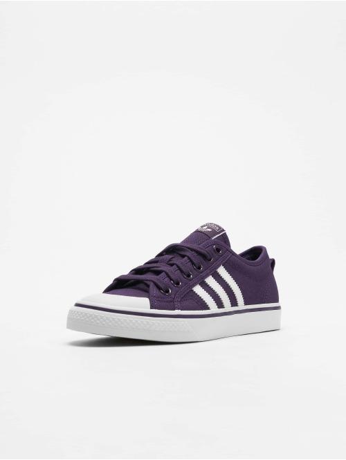 adidas originals Sneaker Nizza W violet
