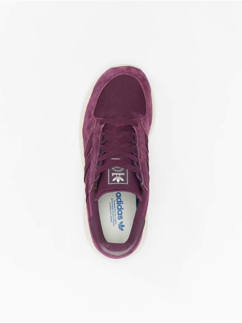 adidas originals Sneaker Forest Grove violet