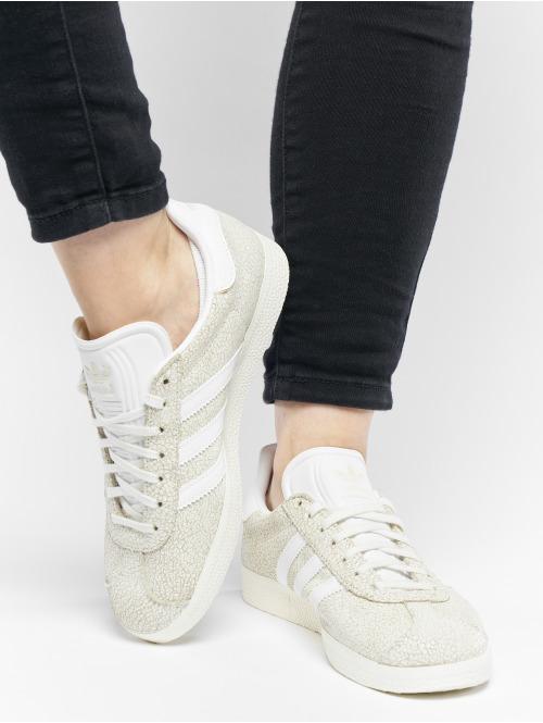 adidas originals Sneaker Gazelle W weiß