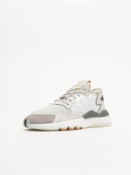 adidas originals Sneaker Nite Jogger Sneakers Ftwwht/Crywht/Cblack weiß