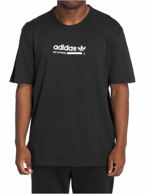 adidas originals T-Shirt Kaval schwarz