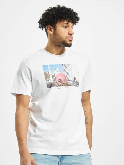 adidas originals T-Shirt Martn Parr weiß