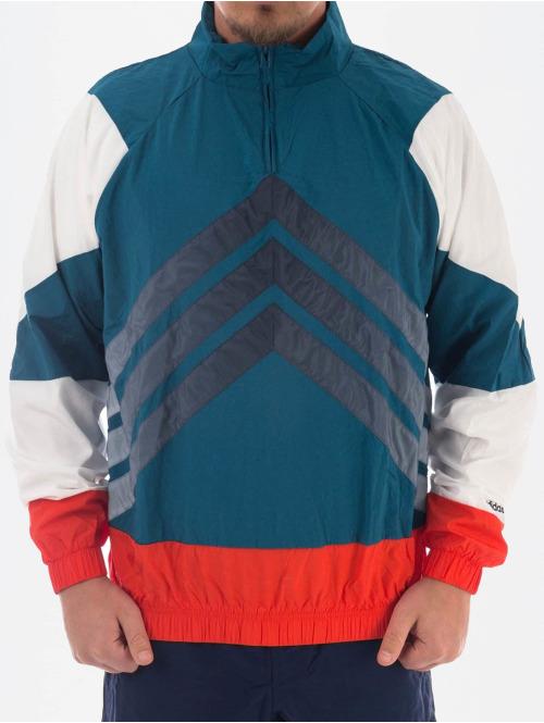 Adidas V Stripes Windbreaker Green