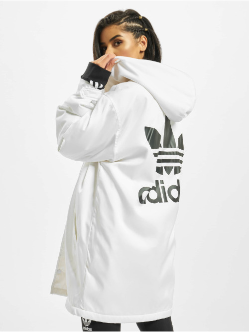 Adidas Originals Adicolor Jacket White