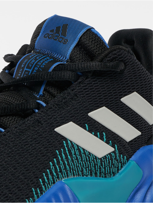 adidas Performance Sneaker Pro Bounce 2018 Low schwarz