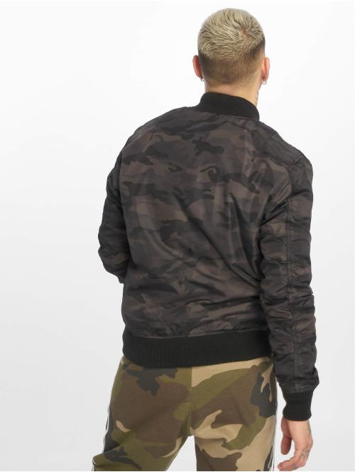 Alpha Industries Bomberjacke MA-1 TT camouflage