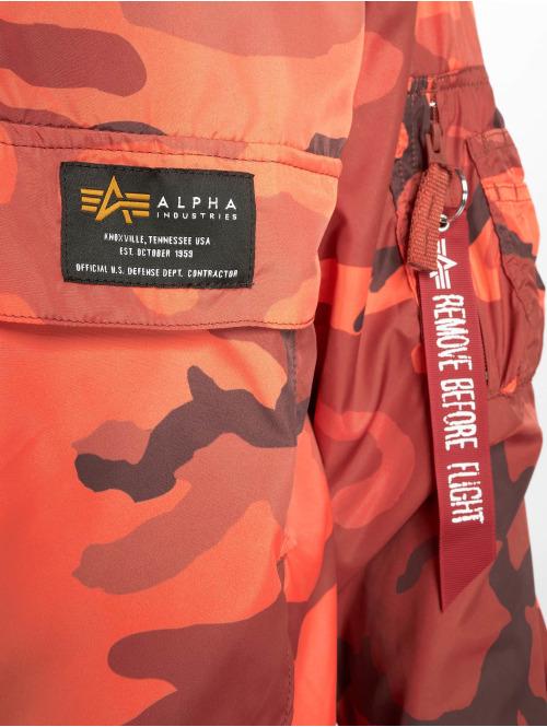 Alpha Industries Übergangsjacke Glider camouflage