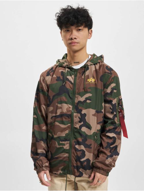 Alpha Industries Übergangsjacke Camo 65 camouflage