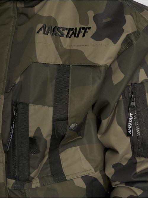 Amstaff Winterjacke Conex camouflage