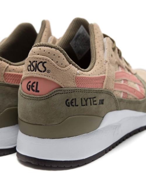 Asics Sneaker Gel-Lyte III Ikebana Pack beige