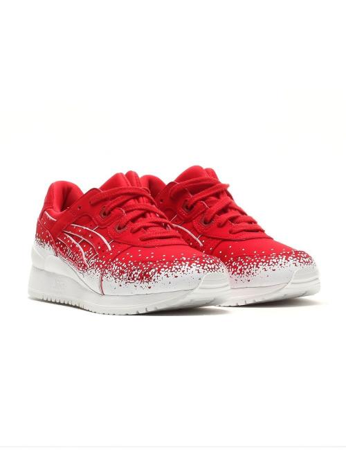 Asics Sneaker Gel- Lyte III Snow Flake rot