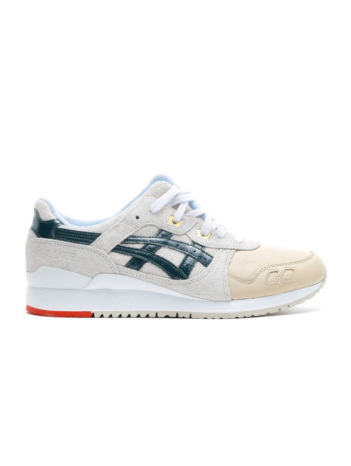 Asics Sneaker Gel-Lyte III Suede Christmas Movie Pack weiß