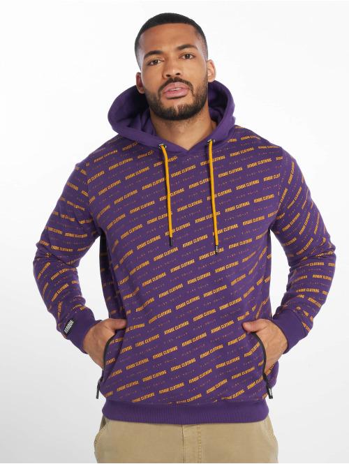 Ataque Sweat capuche  Cali Hoody Purple...