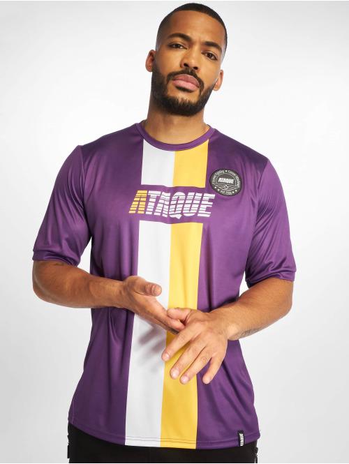 Ataque T-skjorter  Lacalle T- Shirt Purple/...
