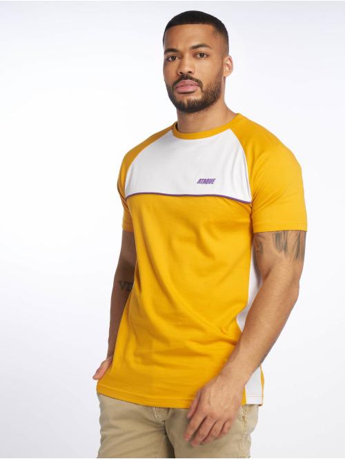 Ataque T-skjorter  Baza T-Shirt orange...