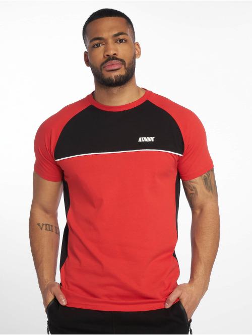 Ataque T-skjorter  Baza T-Shirt red...