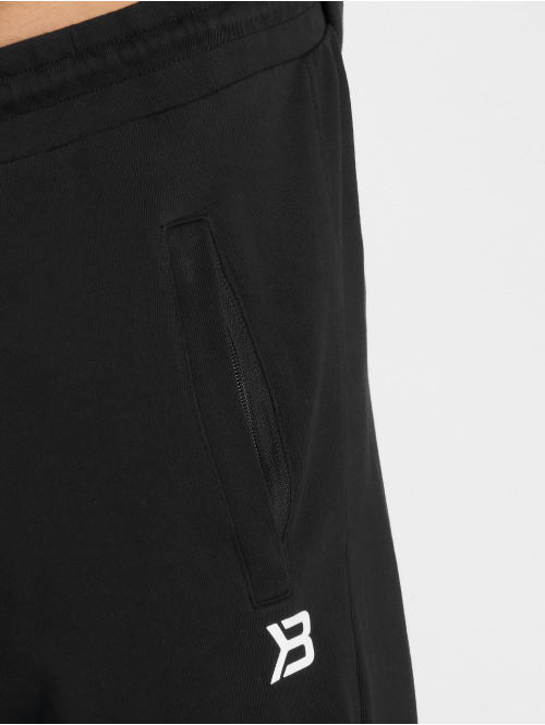Better Bodies Jogginghose Tapered schwarz