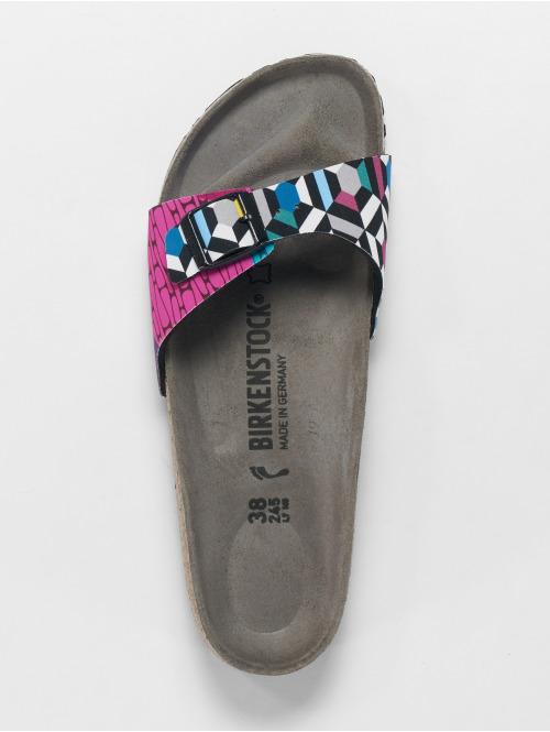 Birkenstock Sandalen Madrid TEX schwarz