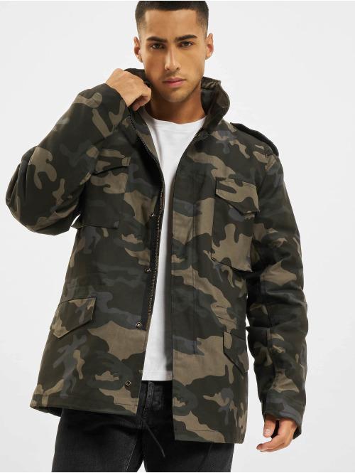 Brandit Übergangsjacke M65 Classic Fieldjacket camouflage