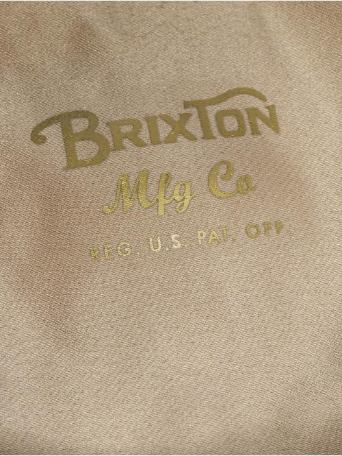 Brixton Hut Audrey Beret braun