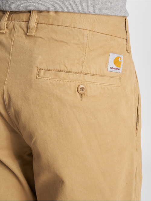 Carhartt WIP Chino Johnson braun