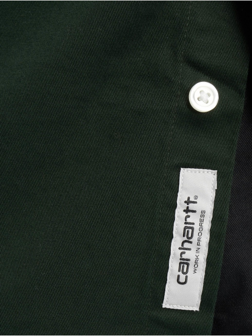 Carhartt WIP Hemd Madison grün