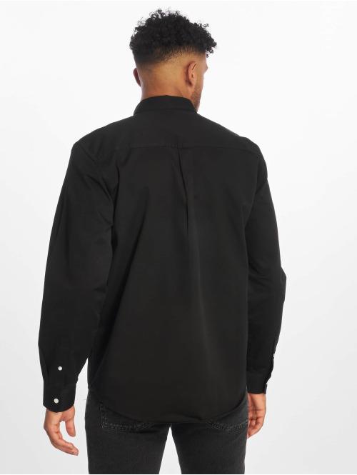 Carhartt WIP Hemd Madison schwarz