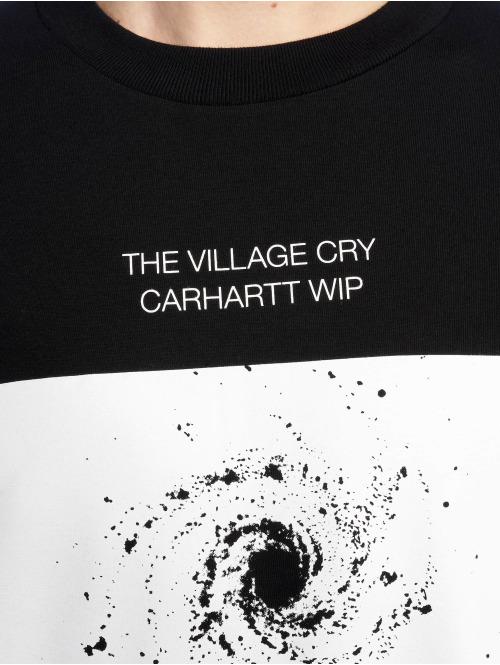 Carhartt WIP Longsleeve Tvc Space schwarz