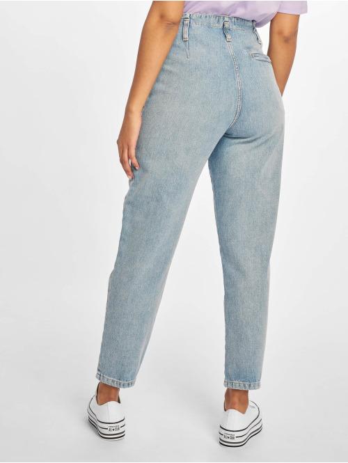 Carhartt WIP Mom Jeans WIP Maverick Cleo Relaxed Tapered blau