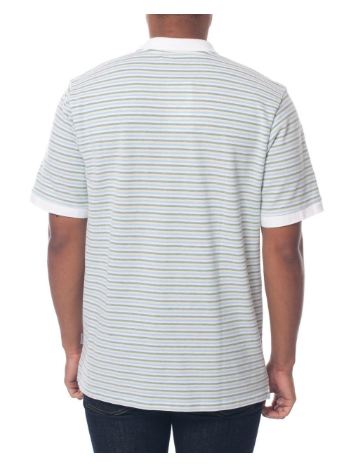 Carhartt WIP Poloshirt Brandon weiß