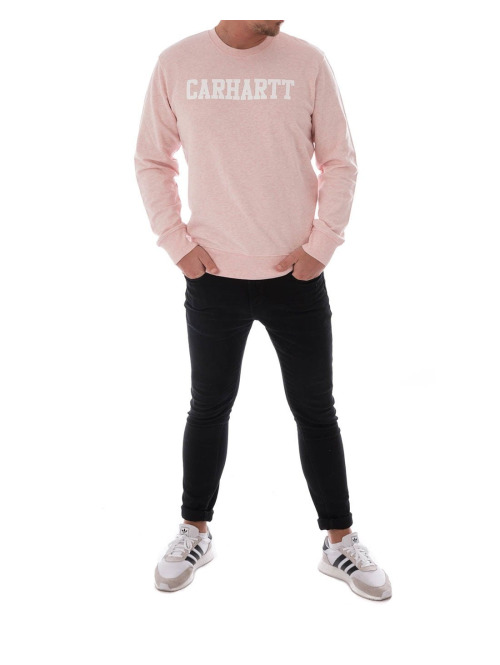 Carhartt WIP Pullover College pink