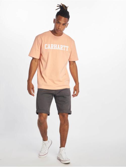 Carhartt WIP Shorts Wichita grau