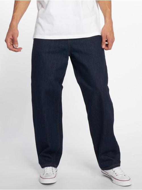 Carhartt WIP Straight Fit Jeans Smith blau