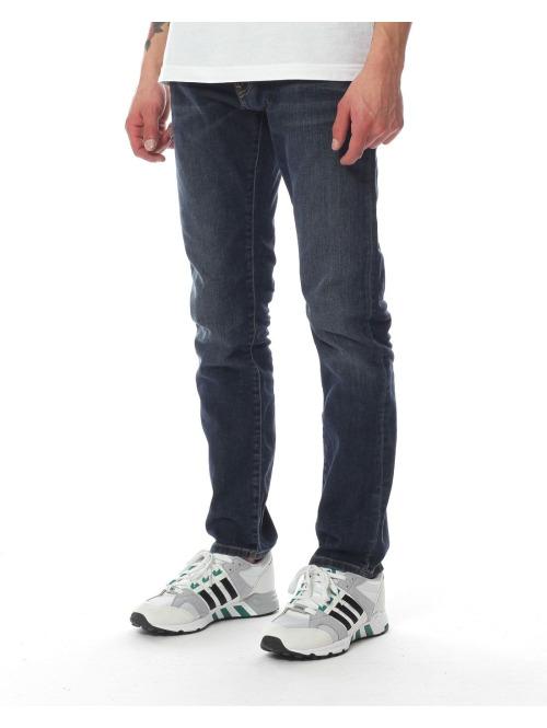 Carhartt WIP Straight Fit Jeans I01533101 blau