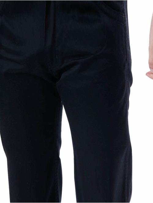 Carhartt WIP Straight Fit Jeans Cortez schwarz